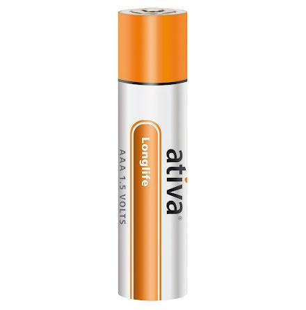 Batteri Ativa AAA         6/fp