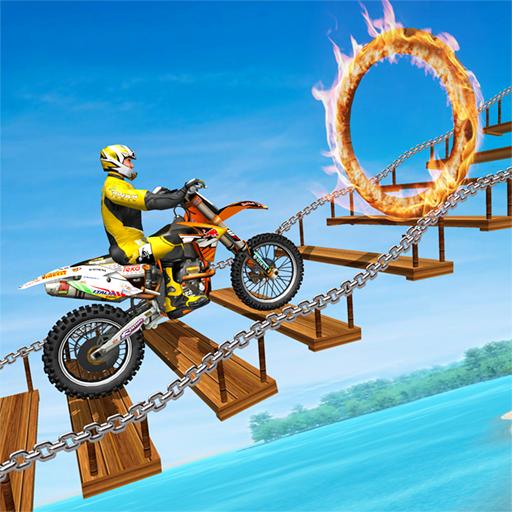 Motorcycle Stunt Trick: Motorcycle Stunt Games (game)