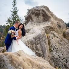 Wedding photographer Olya Grabovenska (id15297080). Photo of 28.10.2016