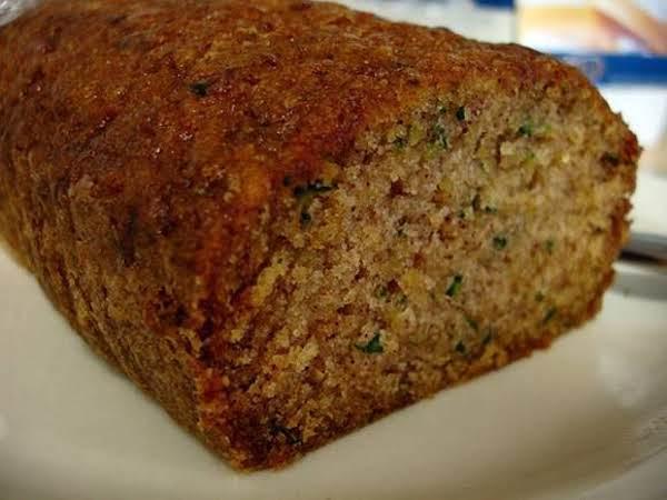 Asha's Zucchini Bread Recipe