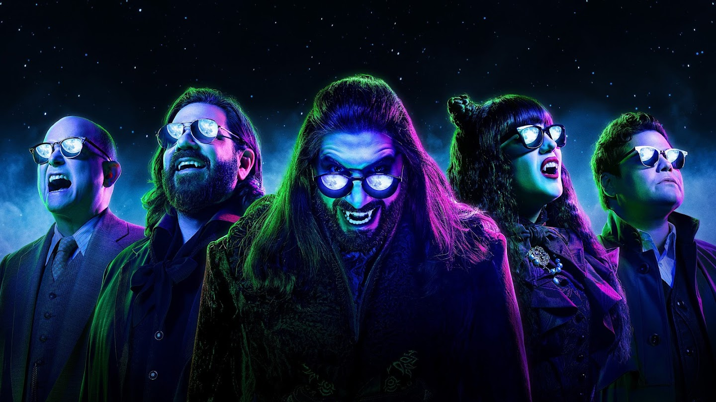 Watch What We Do in the Shadows live