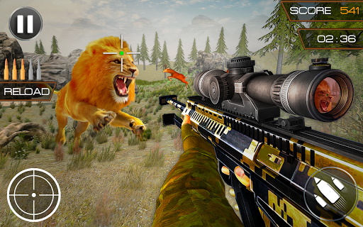 Gun Animal Shooting: Animals Shooting Game painmod.com screenshots 17