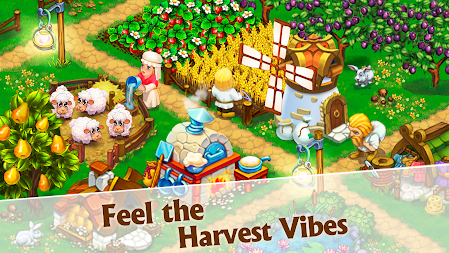 Harvest Land APK screenshot thumbnail 7