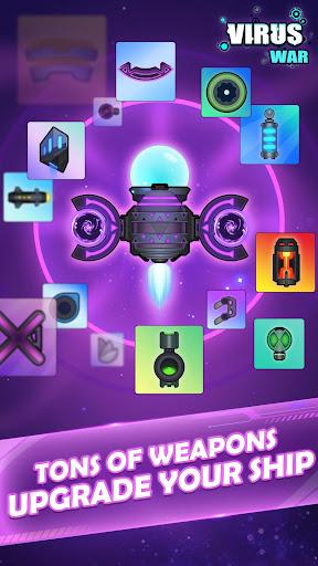 Virus War - Space Shooting Game 1.7.5 screenshots 2
