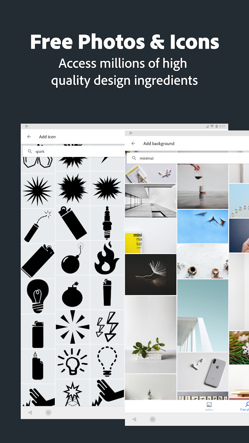 Adobe Spark Post: Graphic design made easy Screenshot 15