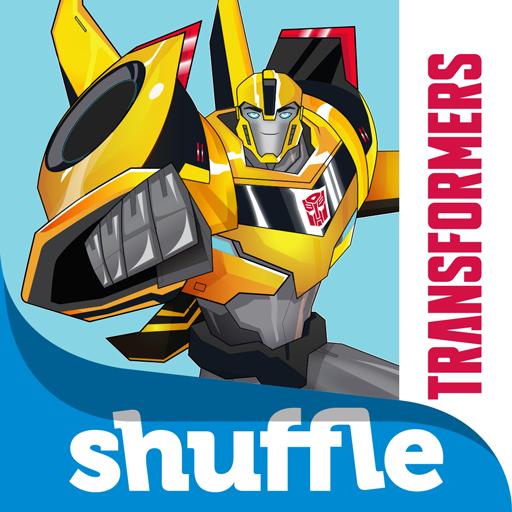 Transformers Rid Shufflecards