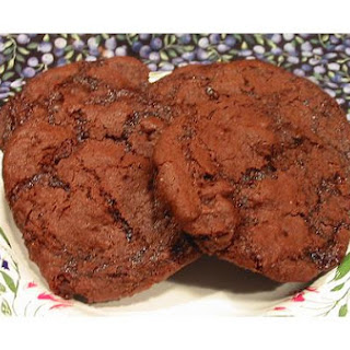 The Chewy Chocolate Cookie