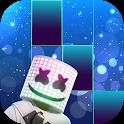 New DJ Marshmello Piano Tiles 2™ icon