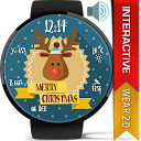Watch Face - Christmas Holidays