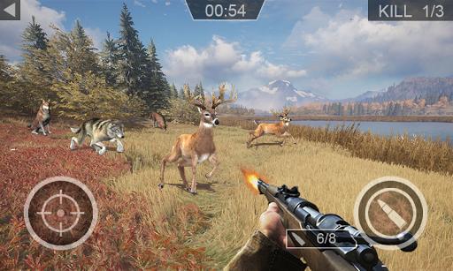 Animal Hunter Simulator - Jungle Survival 3D 1.0 screenshots 3