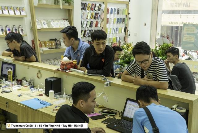 Thay Nút Home Cảm Ứng iPhone 6/6s/6Plus/6s Giá Rẻ