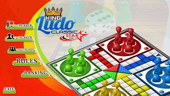 King Ludo Classic Star New - náhled