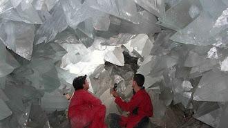 La Geoda gigante de Pulpí podrá empezar a ser visitada a partir del próximo 29 de julio.
