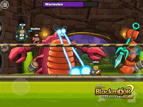Blackmoor 2: Fantasy Action Platformer
