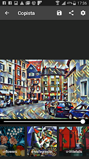 Copista - Cubism, expressionism AI photo filters- screenshot thumbnail