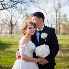 Wedding photographer Akan Zhubandykov (Akan). Photo of 15.05.2016