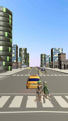 Code Triche Taxi Go - Crazy Driving 3D APK MOD (Astuce) screenshots 2