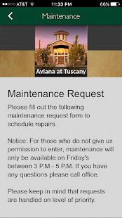 Aviana at Tuscany- screenshot thumbnail