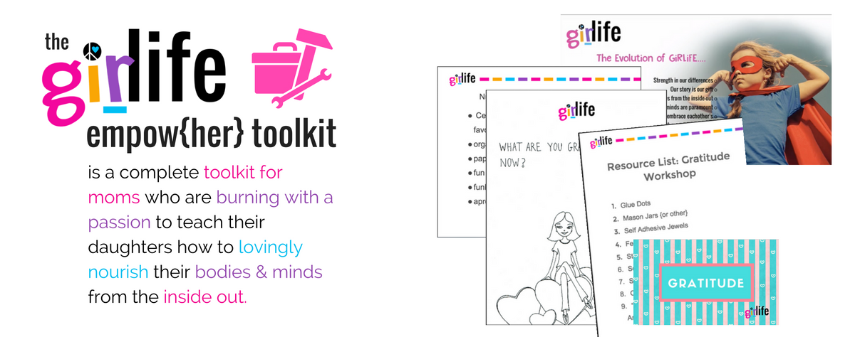 Girlife Empowher Toolkit Exercies