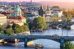Area guide Prague
