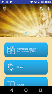 Carmelites of Mary Immaculate (CMI Congregation) - náhled