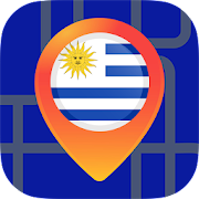 🔎Maps of Uruguay: Offline Maps Without Internet