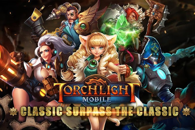 Torchlight: The Legend Continues v1.3 [Mod]