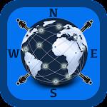 GPS Friend Locator Icon