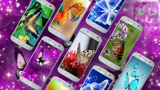 Beautiful Butterfly Wallpapers Hd Aplicaciones En Google Play