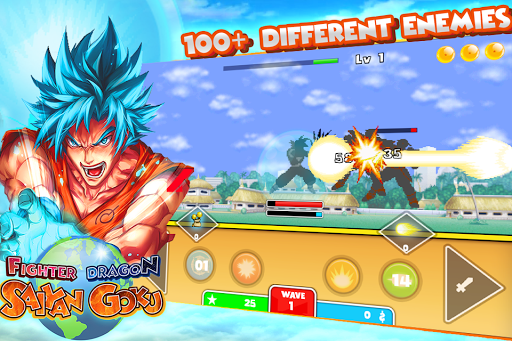 Dragon Ballz Fighter  screenshots EasyGameCheats.pro 1