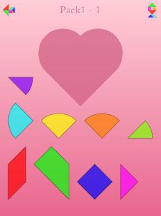 Download Tangram & Polyform Puzzle For PC Windows and Mac apk screenshot 9