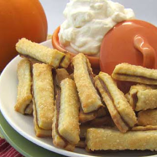 Pumpkin Pie Fries