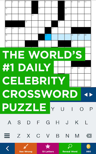 Daily Celebrity Crossword screenshot 14