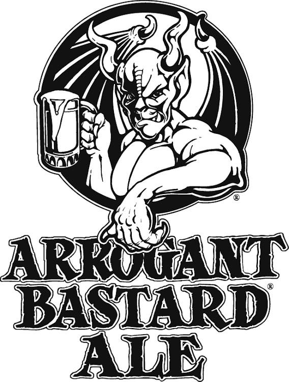 Logo of Arrogant Brewing Arrogant Bastard Ale