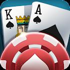 Lucky Poker - Free Texas Hold'em Poker icon