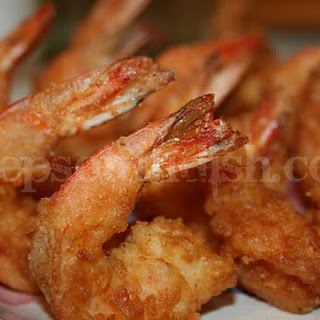 Batter Fried Shrimp.