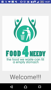 Food 4 needy- screenshot thumbnail