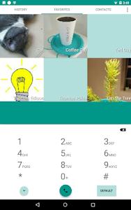 Universal Dialer plus Widget screenshot 8