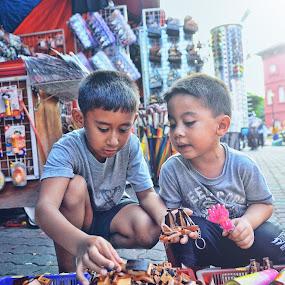 by Syafizul  Abdullah - Babies & Children Children Candids