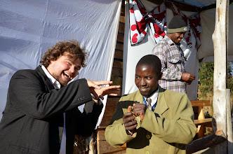 Photo: Ondra a Sedek, vzadu Tembo