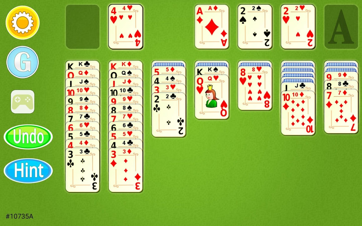 solitaire mobile app