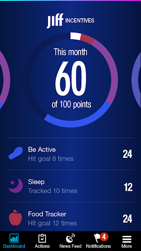 Jiff - Health Benefits screenshot 3