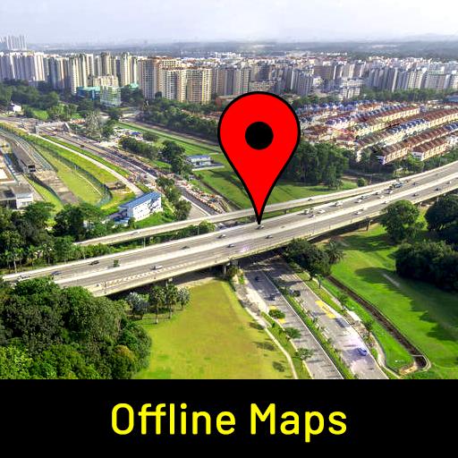 App Insights World Offline Map Street View Earth Map Satellite