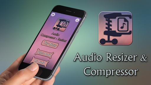 Audio Compressor : Resizer