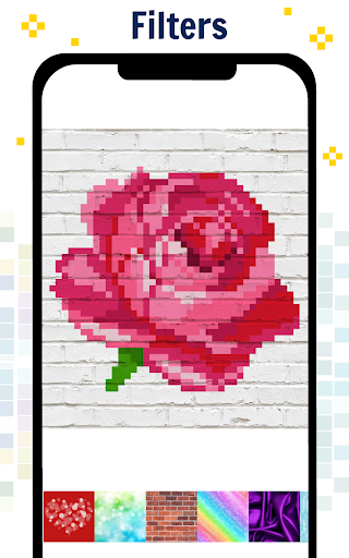 Pixel Art Color by number - Coloring Book Games 2.2 screenshots 5