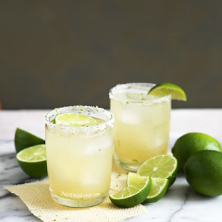 Fresh Lime Margarita Recipe