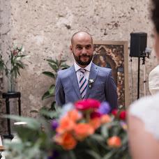 Wedding photographer Andres De la peña (andrescastillo). Photo of 07.12.2017