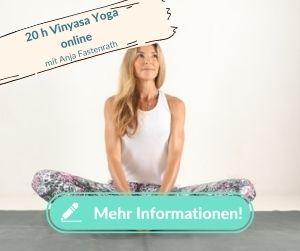 20 h - Vinyasa Yoga