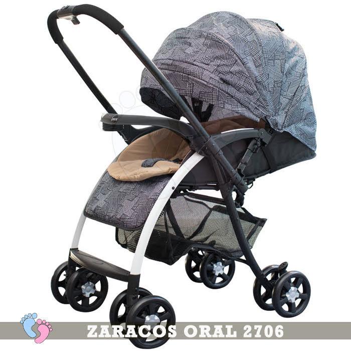 Xe đẩy trẻ em 2 chiều Zaracos Maxell 2606 9