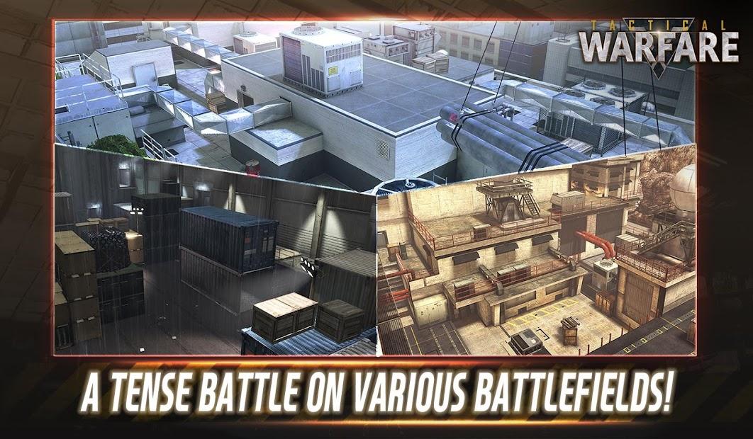 Tactical Warfare (CBT)